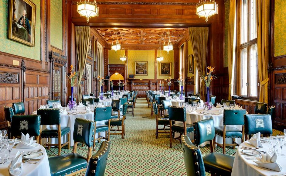 house of commons the members 39 dining room images