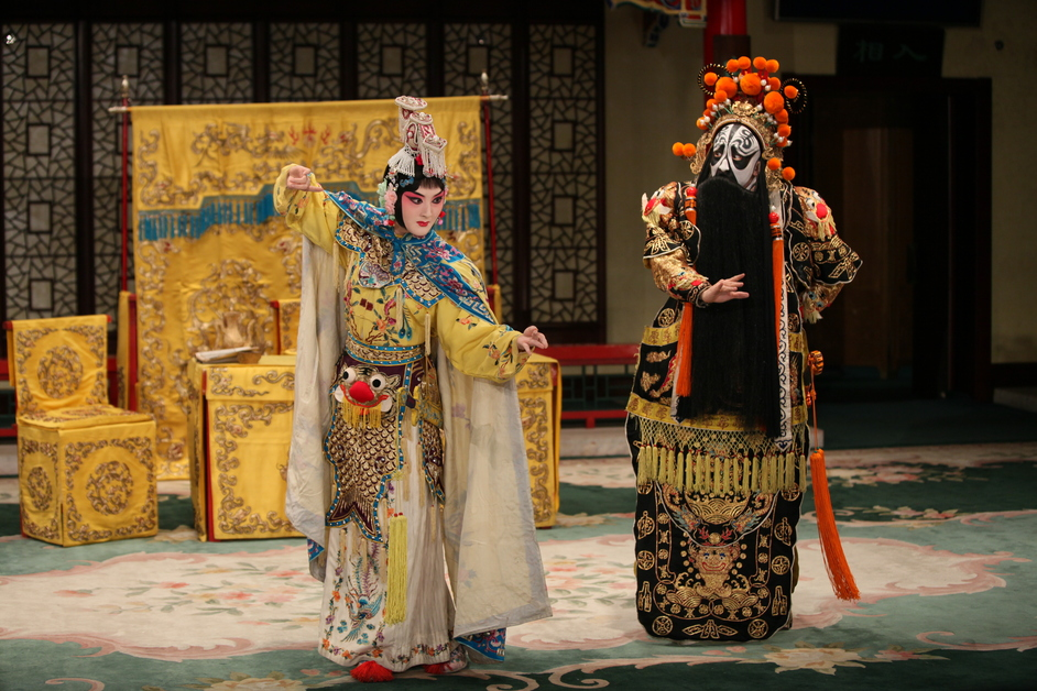 China National Peking Opera Company - China National Peking Opera Company, Farwell My Concubine