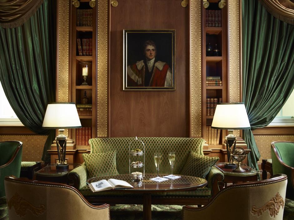 The Lanesborough - The Library Bar