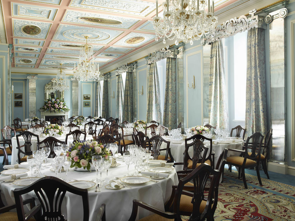 The Lanesborough - The Belgravia Room