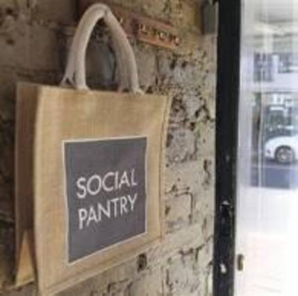 Social Pantry Cafe