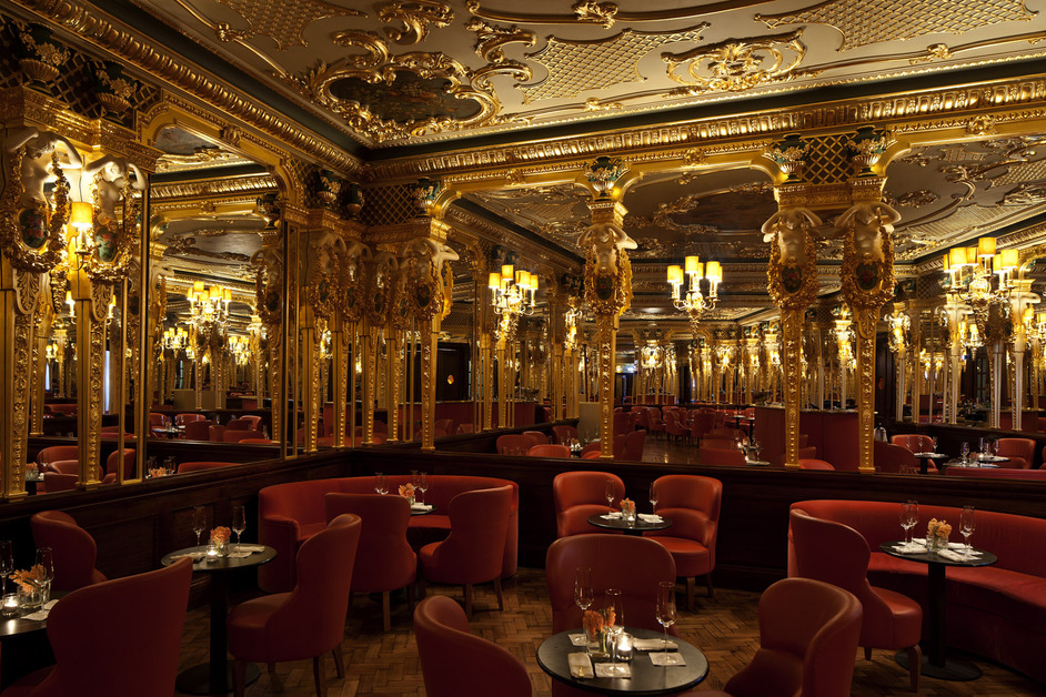 Oscar Wilde Bar at Hotel Cafe Royal
