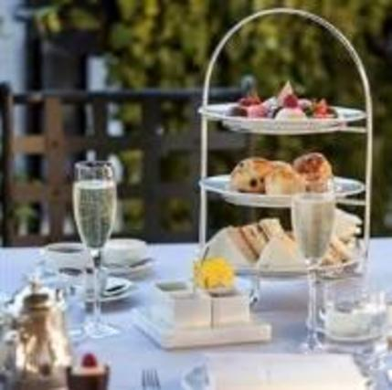 Afternoon Tea at Brunello