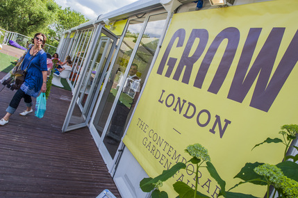 GROW London Marquee