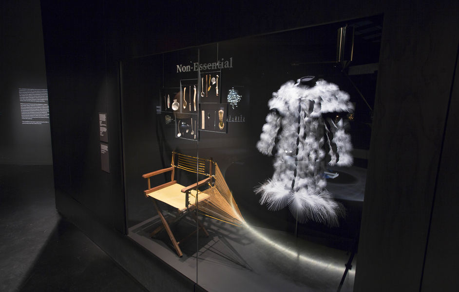What Is Luxury? - Installation view (c)Victoria and Albert Museum, London