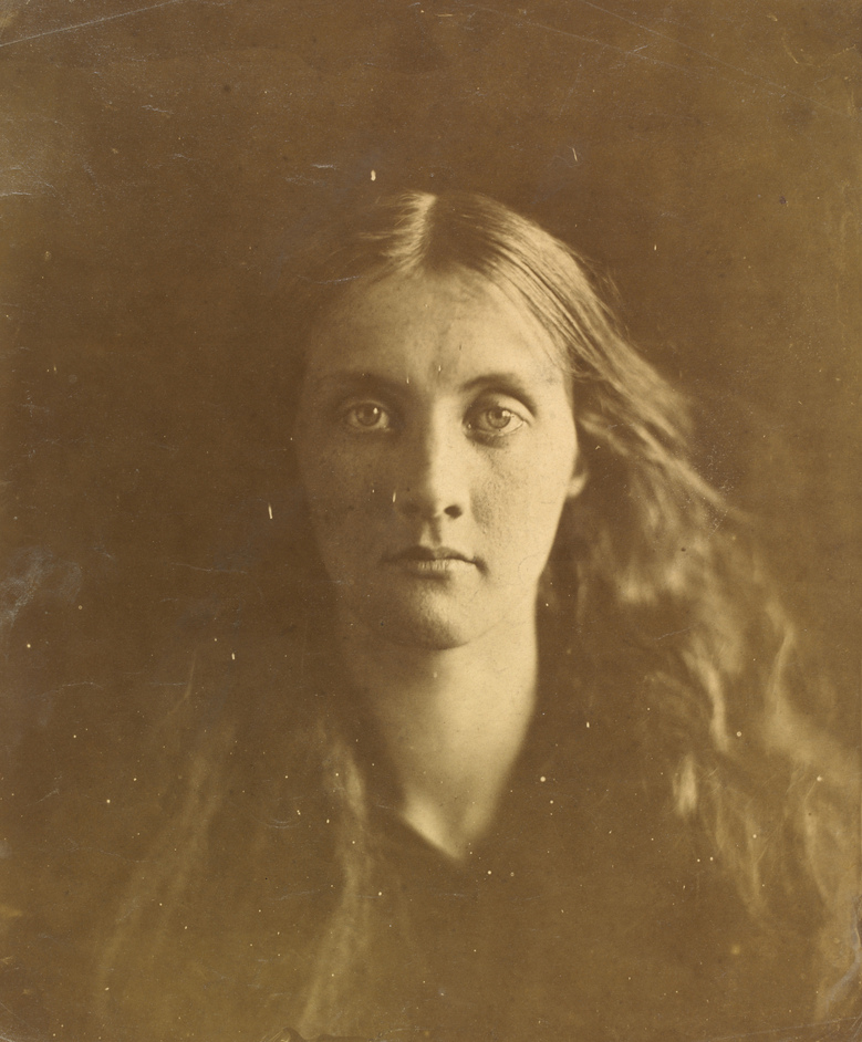 Julia Margaret Cameron - Julia Jackson, Julia Margaret Cameron 1867 (c) Victoria and Albert Museum, London