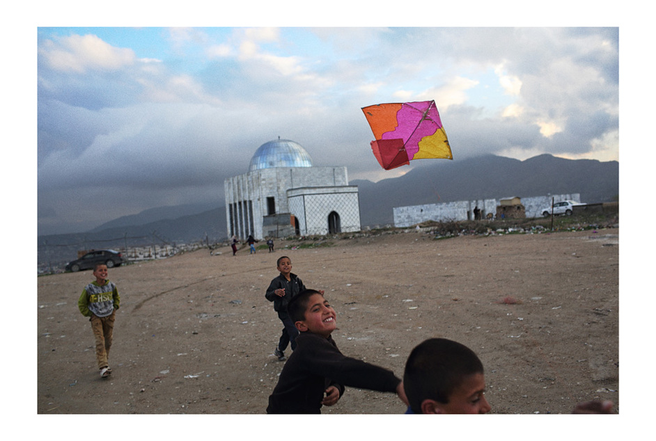 Kites From Kabul - Andrew Quilty, 2014 (c) Andrew Quilty / Oculi