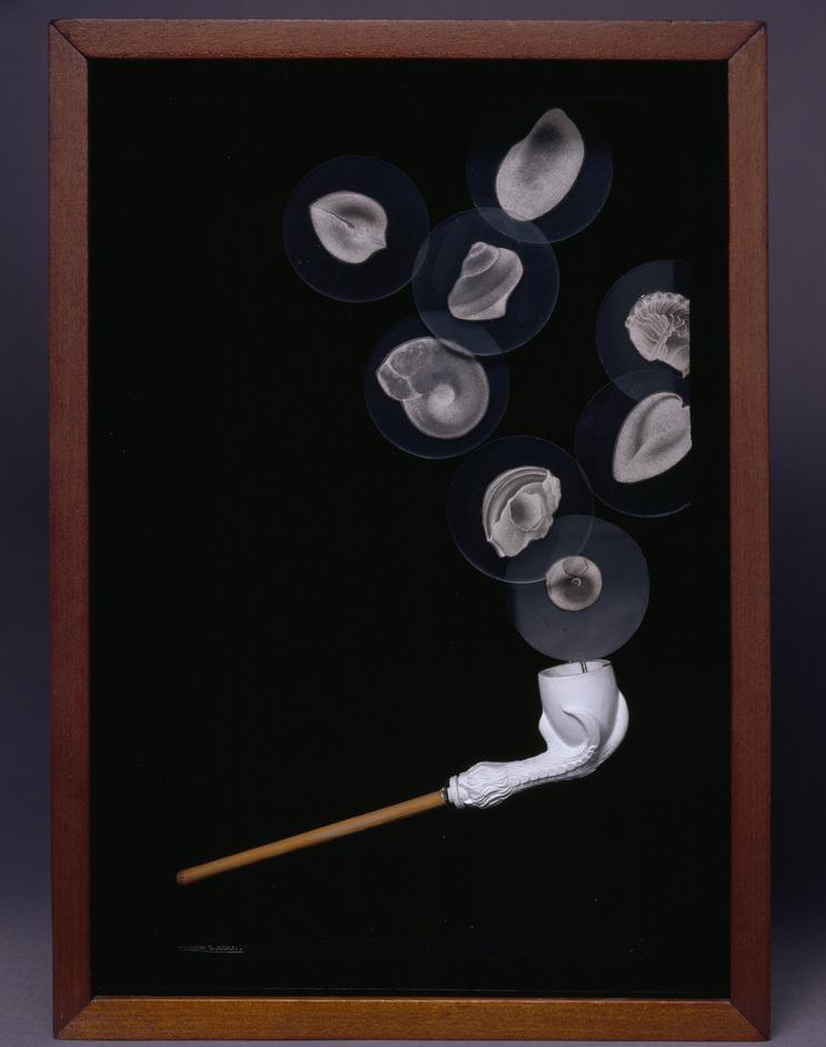 Joseph Cornell: Wanderlust - Joseph Cornell, Object (Soap Bubble Set), 1941