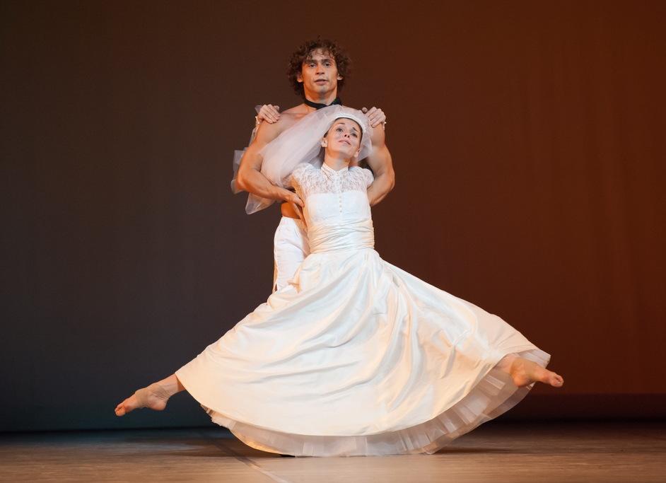 Ardani 25 Dance Gala - Natalia Osipova and Ivan Vasiliev in Facada (c) Doug Gifford