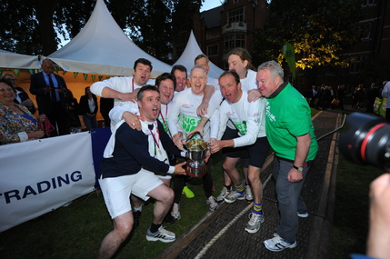 House of Lords v House of Commons Tug of War - Macmillan Tug of War, 2015