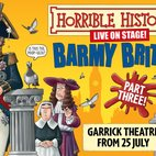 Horrible Histories: Barmy Britain - Part Three