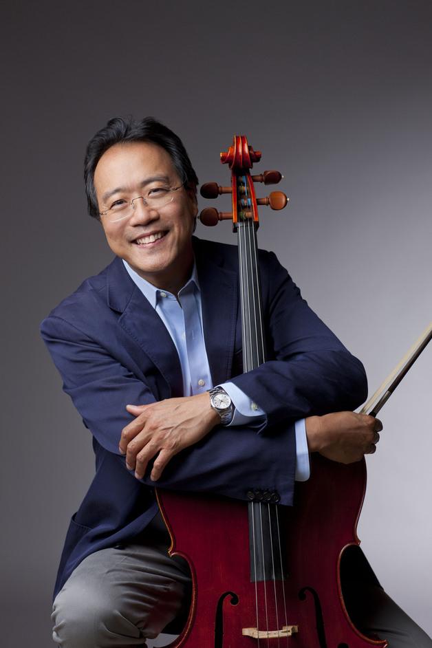 Prom 68: Bach - Six Cello Suites - Yo-Yo Ma (c)Todd Rosenberg