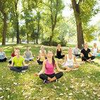 U.N. International Yoga Day at Alexandra Palace