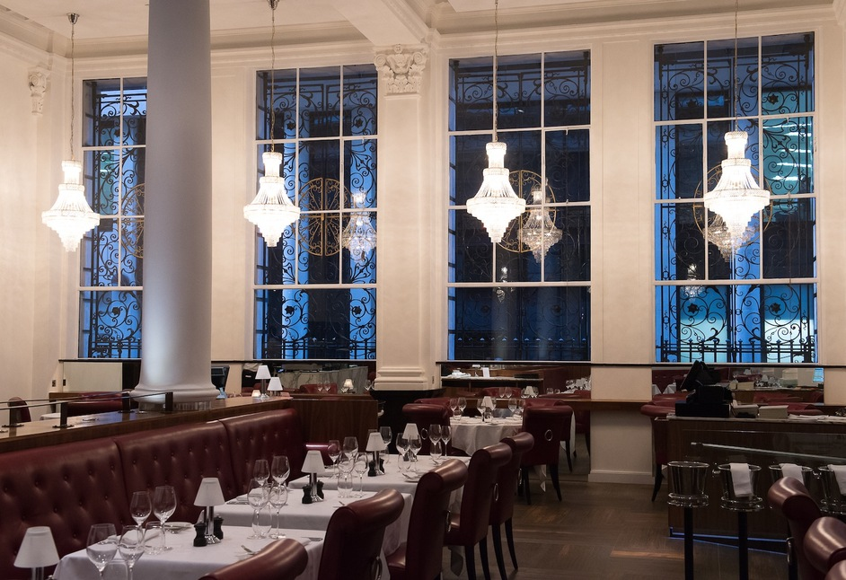Marco Pierre White - Wheeler's of St. James's