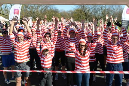 Where's Wally? Fun Run