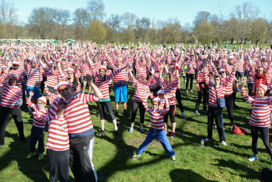 Where's Wally? Fun Run