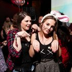 Buttoned Down Disco's Easter Party at KOKO