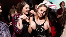 Buttoned Down Disco's Easter Party at KOKO by Mark Box Photography / Buttoned Down Disco