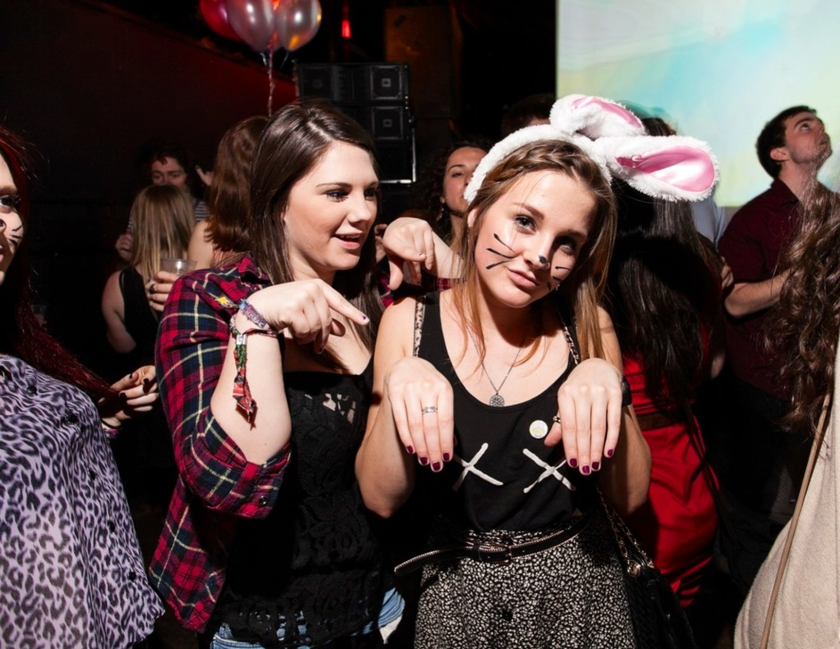 Buttoned Down Disco's Easter Party at KOKO - Photo: Mark Box Photography / Buttoned Down Disco
