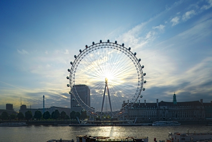 Easter at the London Eye