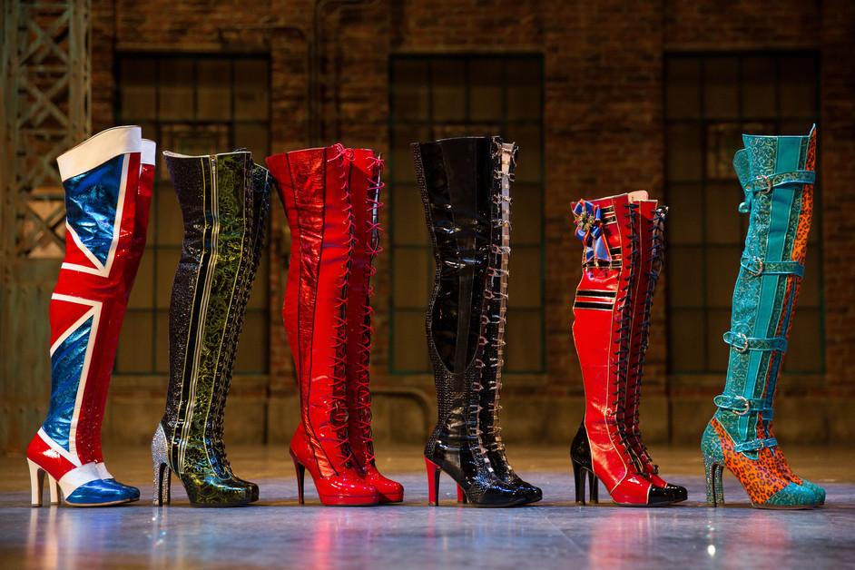Kinky Boots - Kinky Boots, photo Matthew Murphy