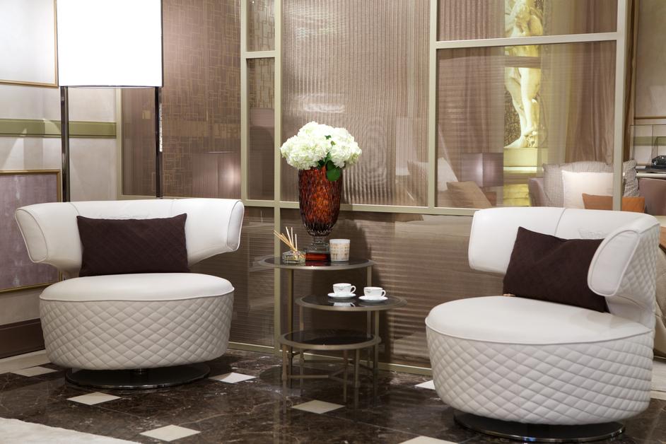 Luxury Living - Luxury Living London Showroom