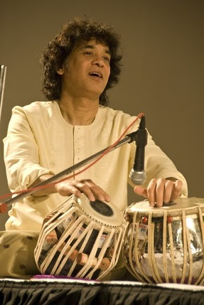 Alchemy - Zakir Hussain, photo Susana Millman