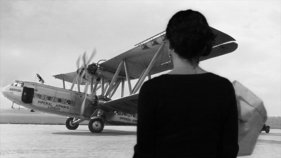 Emily Jacir - Emily Jacir, Lydda Airport film still, 2009