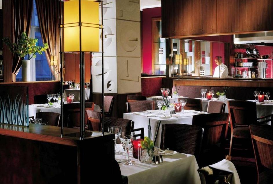 Quadrato - Four Seasons Hotel Canary Wharf