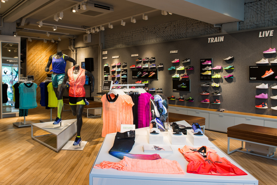 Nike London Fashion Outlet