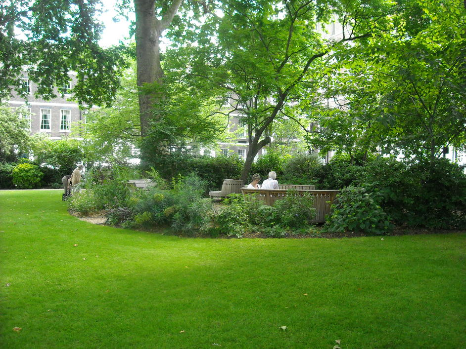 Manchester Square - Manchester Square Gardens