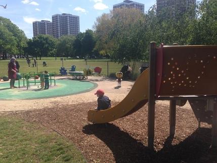 Shepherd's Bush Green Playground