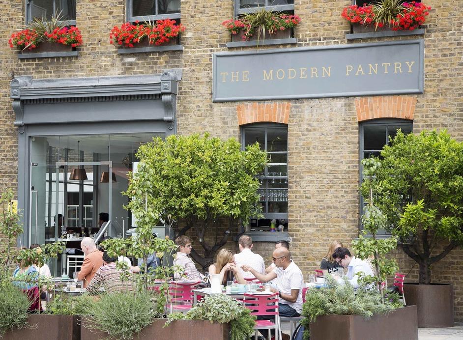 Best Restaurants Near Farringdon