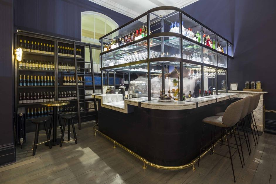 Pennethorne's Cafe Bar - Main bar