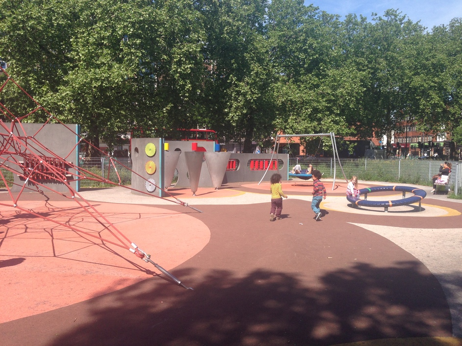 Shepherd's Bush Green Playground