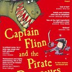 Captain Flinn And The Pirate Dinosaurs (Ages 2 & Over)