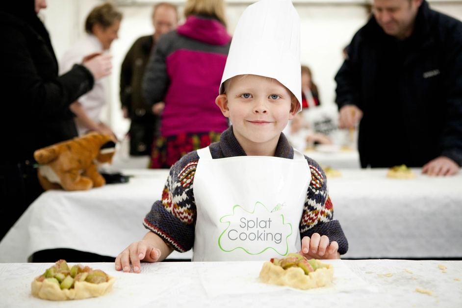 Foodies Festival Syon Park - Kids Cookery Theatre
