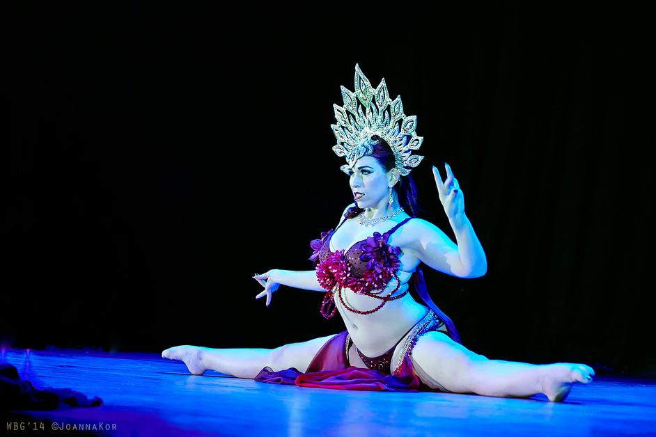London Burlesque Festival - Photos courtesy of London Burlesque Festival