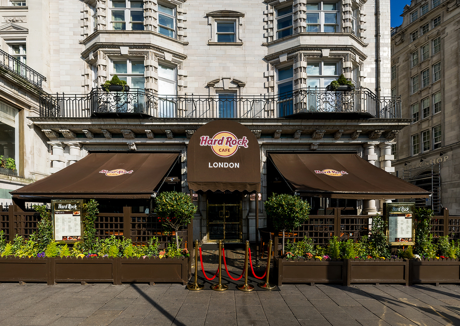 Hard Rock Caf� London