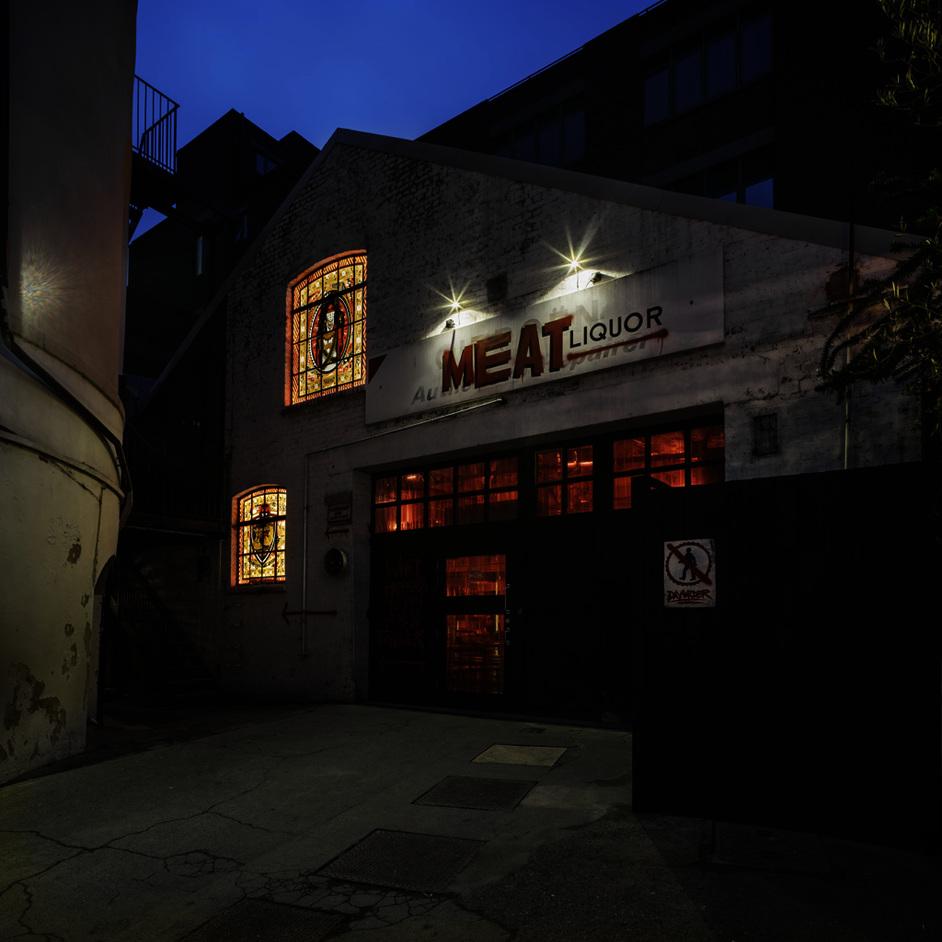 MEATliquor, Islington - Photo: James Medcraft / Shed