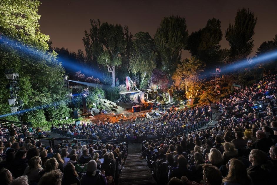 Open Air Theatre - (c) David Jensen