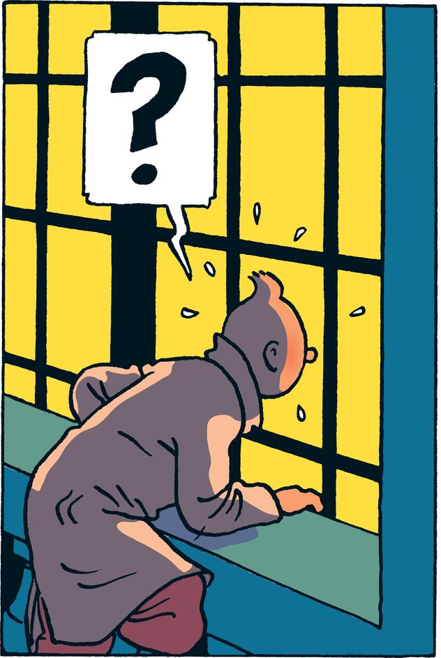 Tintin: Herge's Masterpiece - (c) Herge-Moulinsart 2015