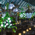 Covent Garden Christmas Lights 2016 hotels title=