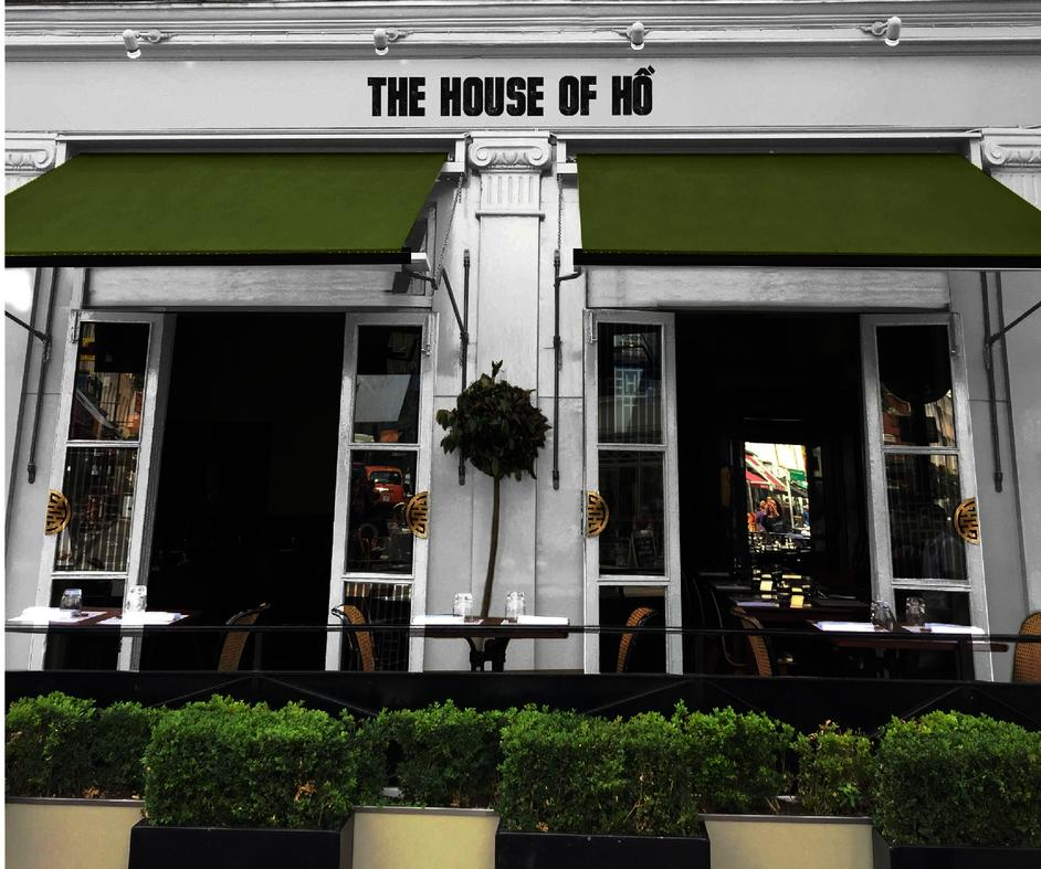 The House of Ho, Percy Street