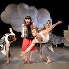 The Little Bird Who Stayed For Winter: Peut-Etre Theatre