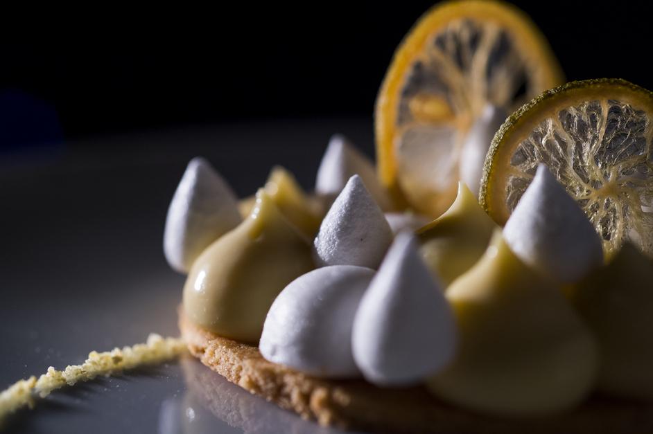 Les 110 de Taillevent London - Lemon pie