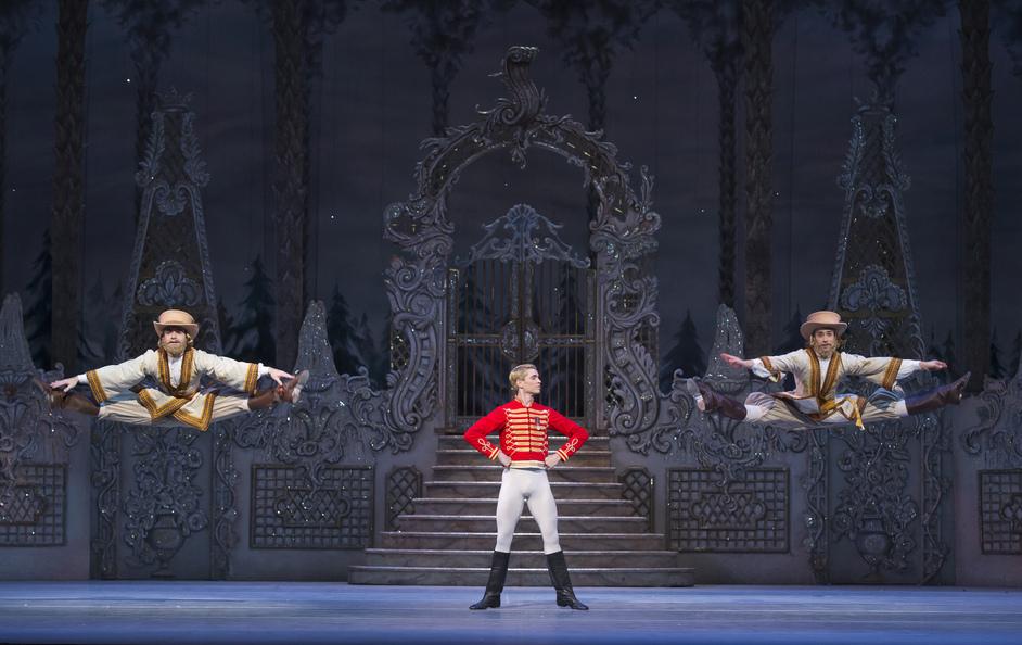 The Royal Ballet: The Nutcracker - Ricardo Cervera as The Nutcracker (c)ROH, Bill Cooper