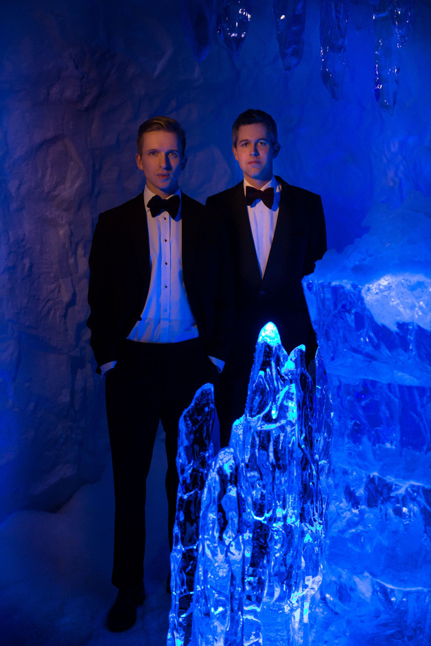 Winter at The View from The Shard - Sam Bompas and Harry Parr, photo Nathan Pask