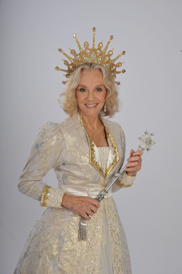 Cinderella, Richmond Theatre - Hayley Mills as the Fairy Godmother