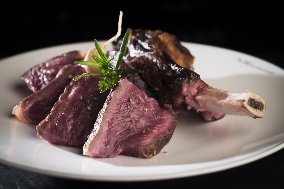 Les 110 de Taillevent London - Rib of Beef